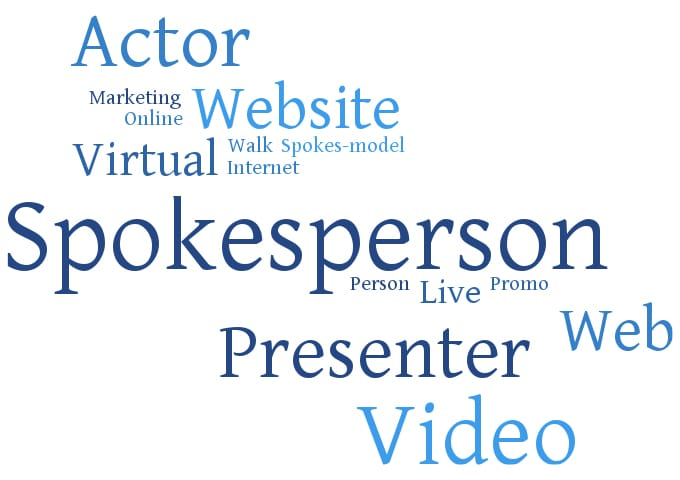 Spokesperson Word Cloud