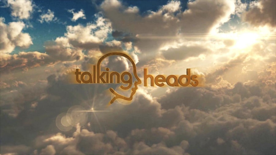 Talking Heads Logo Reveal