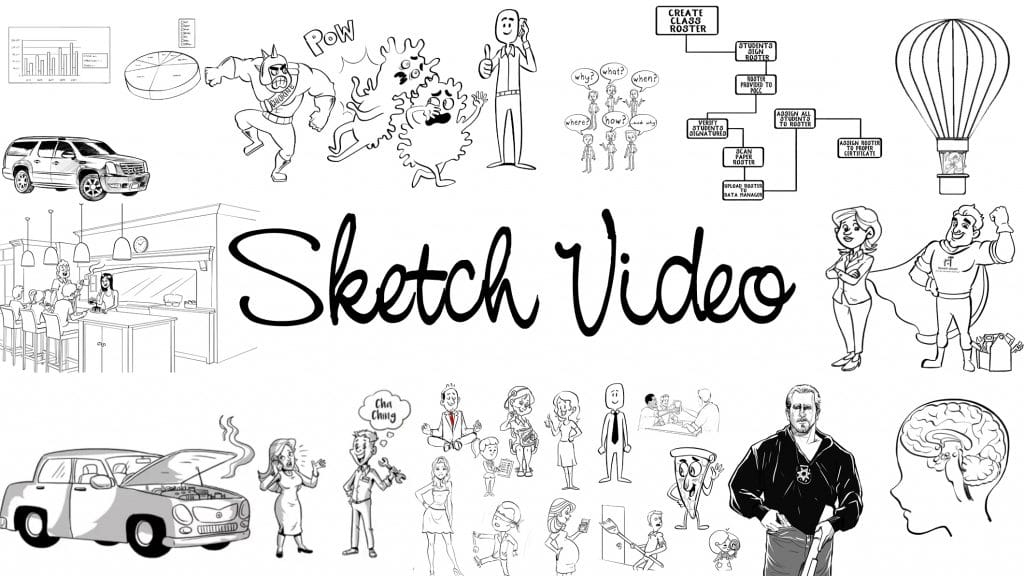 Sketch Animation